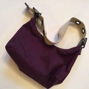 ❌SOLD❌Gap mini shoulder bag canvas strap cute!
